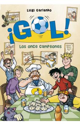 Los once campeones (Serie ¡Gol! 33)