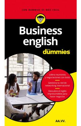 Business English para Dummies (Pack)