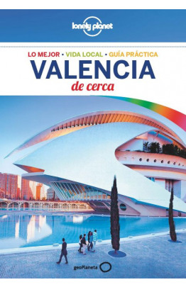 Valencia de cerca 3 (Lonely Planet)