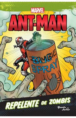 Ant-Man. Repelente de zombis