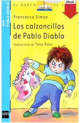 Los calzoncillos de Pablo Diablo (eBook-ePub)