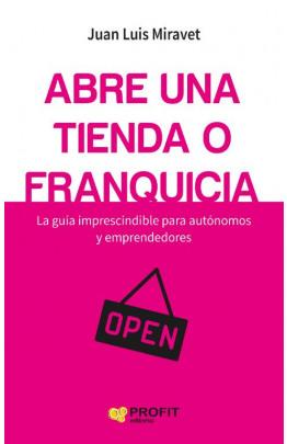 Abre una tienda o franquicia