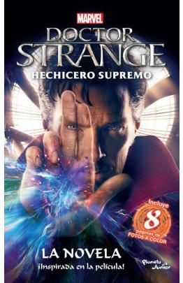 Doctor Strange. Hechicero Supremo. La novela