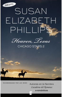 Heaven, Texas (Chicago Stars 2)