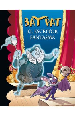 El escritor fantasma (Serie Bat Pat 17)