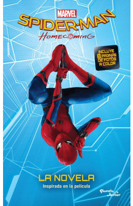 Spider-Man. Homecoming. La novela