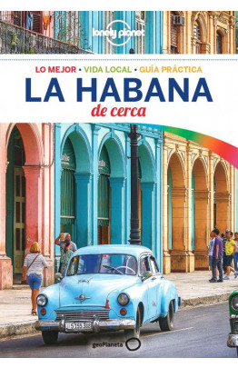 La Habana De cerca 1 (Lonely Planet)