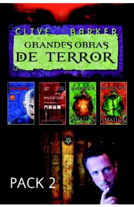 Pack Clive Barker Terror II
