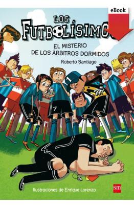 El misterio de los árbitros dormidos (e-Book-Epub)